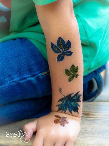 Makerist - Tattoo - Textilgestaltung - 3