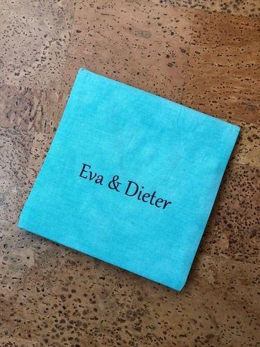 Makerist - Briefumschlag aus Stoff für Hochzeitskarte - Nähprojekte - 2