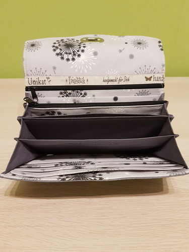 Makerist - Geldbörse All-In von Wittsich aus Kunstleder und Baumwolle - Nähprojekte - 2