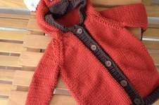 Makerist - Fuchs Strickjacke - 1