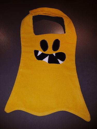 Makerist - Halloween Grusel Tasche - Nähprojekte - 2