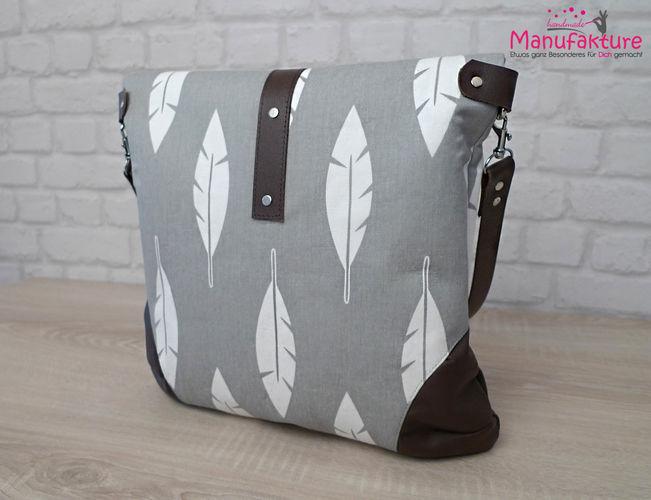 Makerist - Büddel Bag Marei, von Unikati - Jede Naht ein Unikat - Nähprojekte - 3