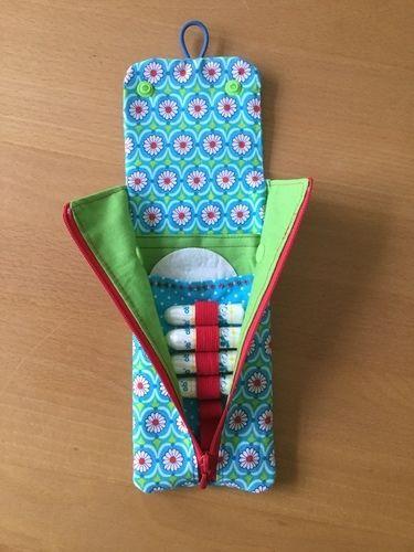 Makerist - Täschchen für Slipeinlagen und Tampons - Nähprojekte - 2