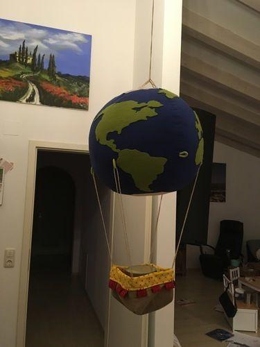 Makerist - Weltenbummler Ballon  - Nähprojekte - 1