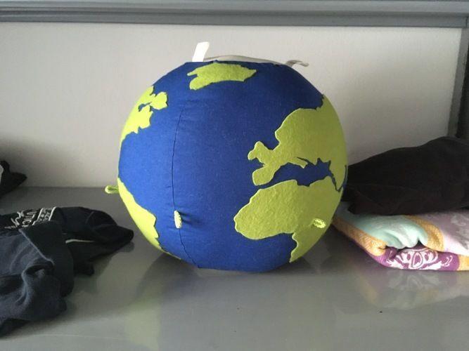 Makerist - Weltenbummler Ballon  - Nähprojekte - 3