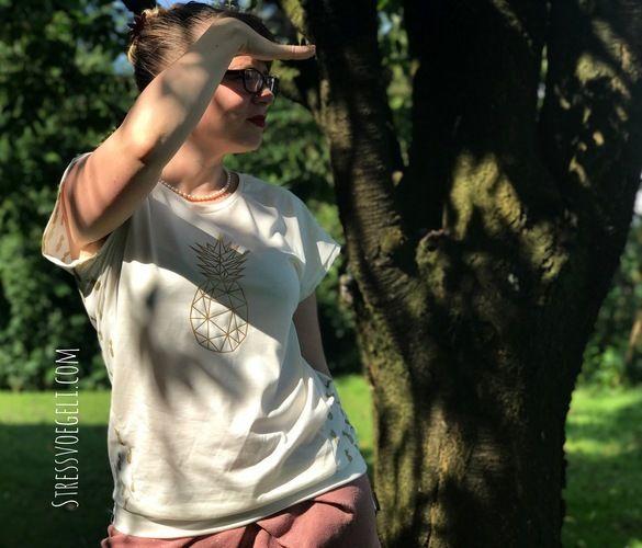 Makerist - Eesy Tee von NipNaps für Damen - Nähprojekte - 2