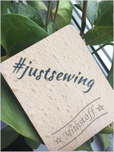 Makerist - Hashtags gehen immer - Textilgestaltung - 1