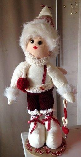 Makerist - Lutin de Noël - Autres créations - 1