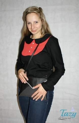 Makerist - Mathilda mit Bubikragen - 1