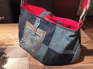 Makerist - Jeanstasche nach dem Schnittmuster von Vivika - 1