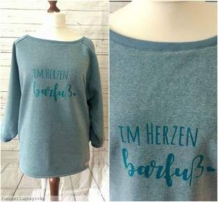 Makerist - Eine Alice aus Sweat - 1