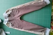 Makerist - aus Papas alter Jeans und Jeansjersey  - 1