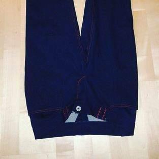 Makerist - Selbst genähte Jeans nach eigenem Schnittmuster - 1