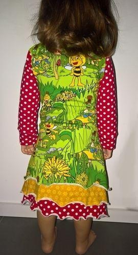 Makerist - Jerseykleid Mariechen - Nähprojekte - 3