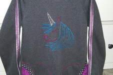 Makerist - Kuschel Hoodie für meine Süsse - 1