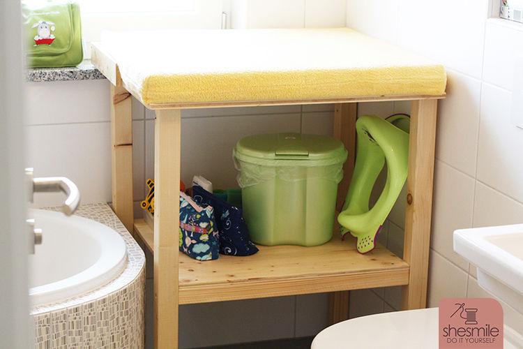 Makerist - Wickeltisch aus Holz - DIY-Projekte - 2