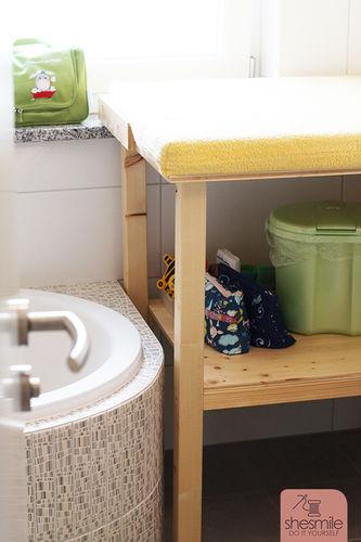 Makerist - Wickeltisch aus Holz - DIY-Projekte - 3