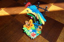 Makerist - Quilling - Oiseau - 1