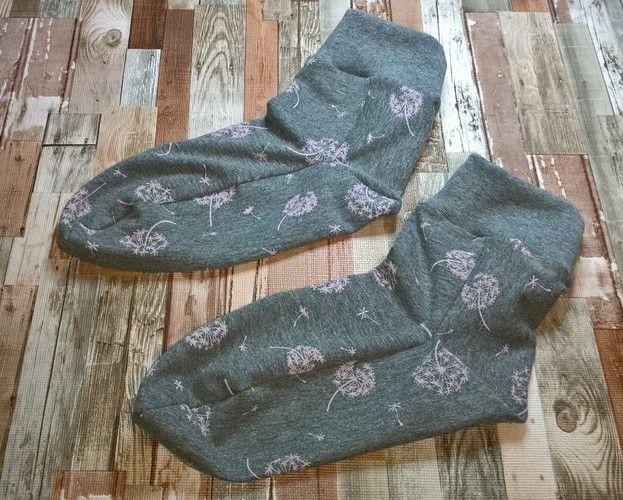 Makerist - Socken gern auch zur Arbeit getragen - Nähprojekte - 1
