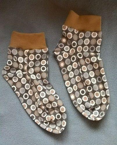 Makerist - Socken gern auch zur Arbeit getragen - Nähprojekte - 2