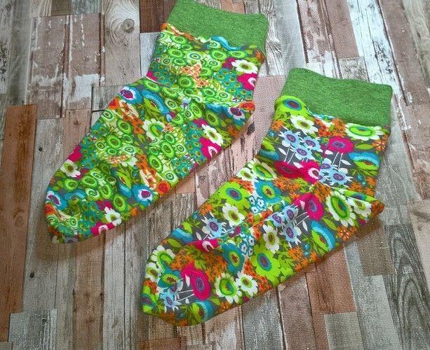 Makerist - Socken gern auch zur Arbeit getragen - Nähprojekte - 3
