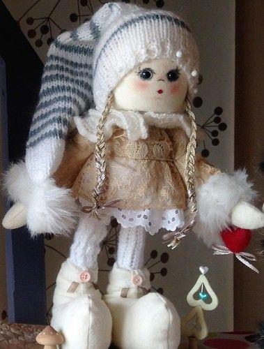 Makerist - Poupée de Noël - Autres créations - 1