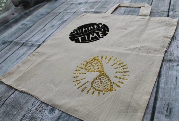 Makerist - Jutebeutel - Gestaltung - Textilgestaltung - 1