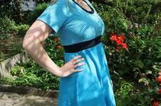Makerist - Perfekter Plott fürs meerblaue Kleid - 1