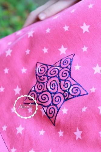 Makerist - Winterliches Kleid verschönert - Textilgestaltung - 1