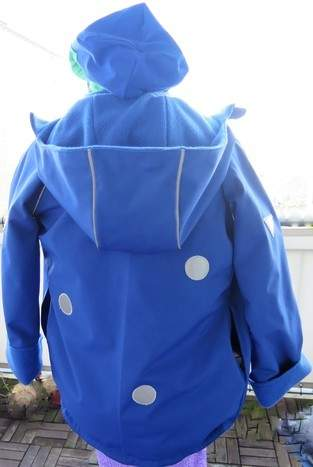 Makerist - Softshelljacke Jona - 1