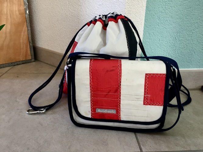 Makerist - Kindergartentasche und Sportsack - Nähprojekte - 1