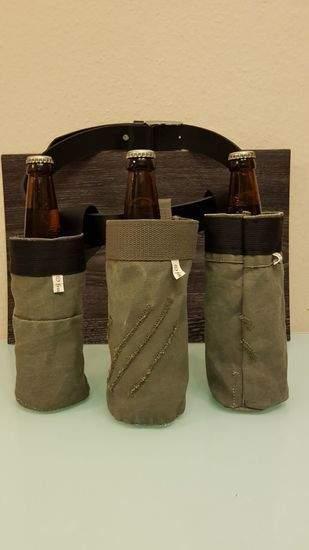 Makerist - Flaschenhalter für Gürtel - 1