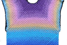 Makerist - Bunte Bluse mit Granny Muster gehäkelt - 1