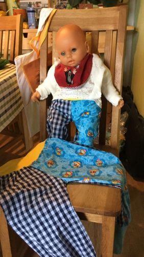 Makerist - Für Puppenmütter - Nähprojekte - 1