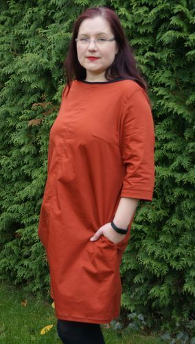 Makerist - Zipper.Kleid von Leni PePunkt - Nähprojekte - 1