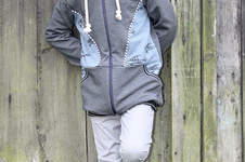 Makerist - Sweatjacke Philipp von Engelinchen Design - 1