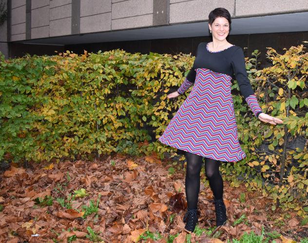 Makerist - Herbstkleid - Nähprojekte - 3