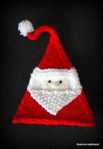 """Makerist - """"Nikolaus"""" Deko oder Geschenkverpackung - Strickprojekte - 1"""