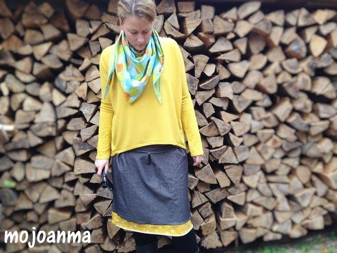 Makerist - Frau Antje - zum FrühlingsROCKen - Nähprojekte - 1