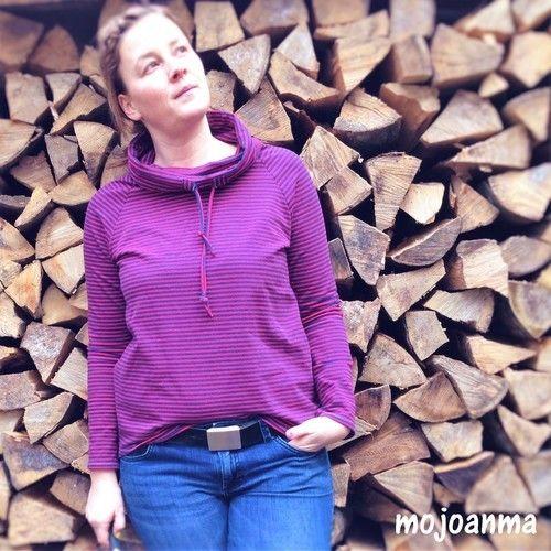 Makerist - Große Ringelliebe - Frau Toni - Nähprojekte - 2