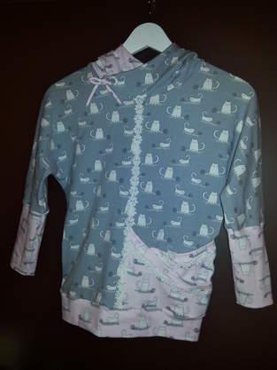 Makerist - Fledermausshirt für Mädchen - 1