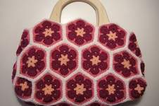 Makerist - African Flower Tasche - 1