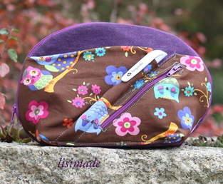 Makerist - Tasche Netti von MinZiari - 1