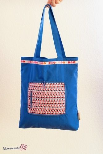 Makerist - Einkaufsbeutel zum Zusammenfalten - Nähprojekte - 2