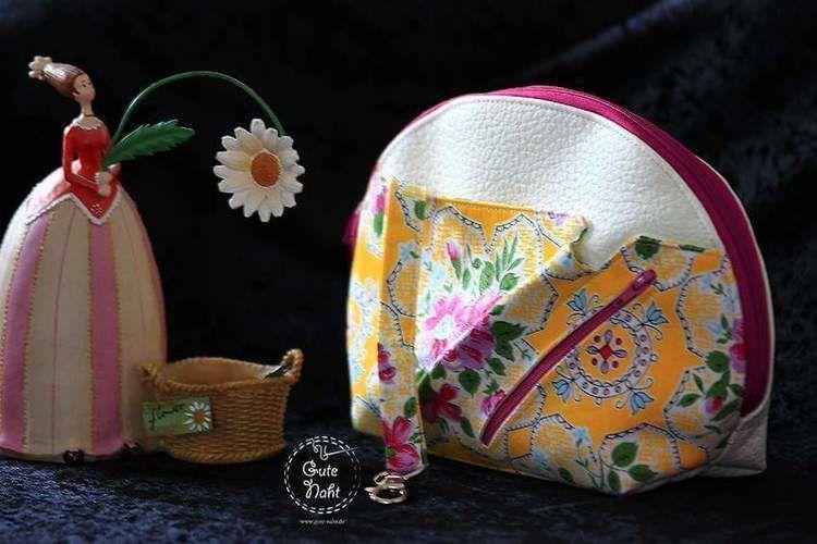 Makerist - Täschchen wechsele dich - Netti von min ziari - Nähprojekte - 1