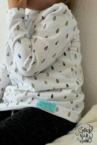 Makerist - Noch ein Girly-Shirt - Nähprojekte - 2
