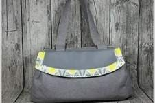 Makerist - UniStar von UniBunt !! Sehr coole Handtasche - 1