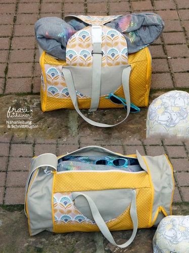 Makerist - Kleine Kinder-Sporttasche - Nähprojekte - 1