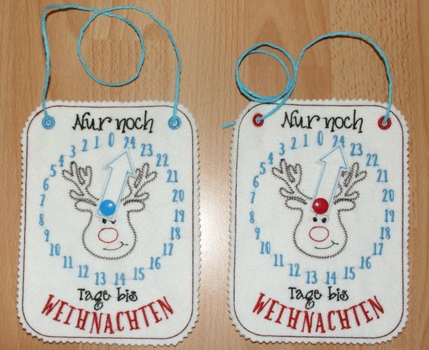Makerist - Adventskalender - Nähprojekte - 1