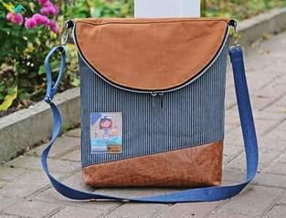 Makerist - SchickiMicki Flapbag - 1